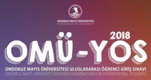 سوالات آزمون یوس 2018 دانشگاه سامسون ترکیه