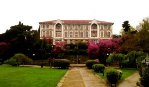 دانشگاه بغازچی ترکیه