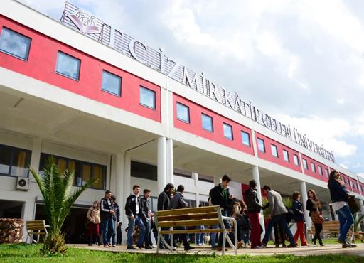 نحوه پذیرش دانشجو در دانشگاه کاتیب چلبی