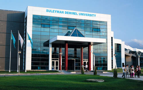 suleyman demirel university turkey