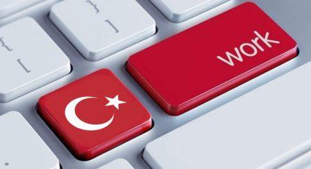 job in turkey