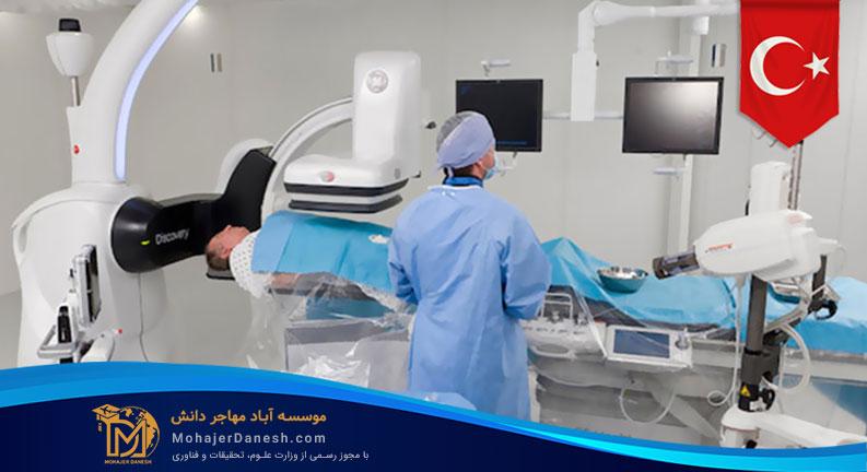 رادیولوژی در ترکیه