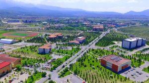 دانشگاه ارجیس (Erciyes University)